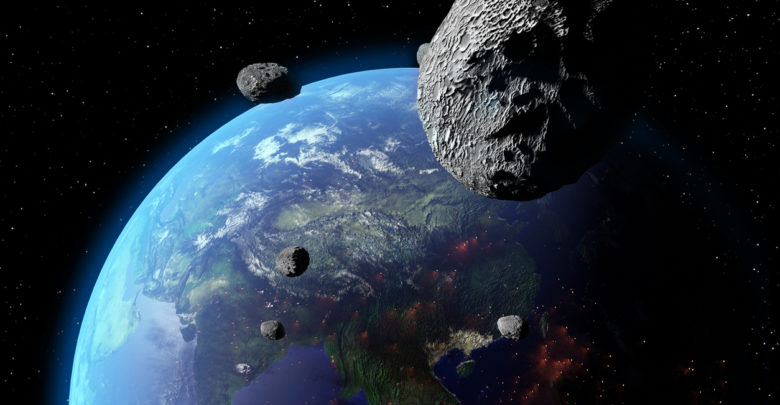 Two Giant Asteroids To Make A Close Approach To Earth On Tuesday