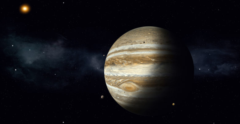 Jupiter's Great Red Spot Hints At Presence Of Water On The Planet- NASA