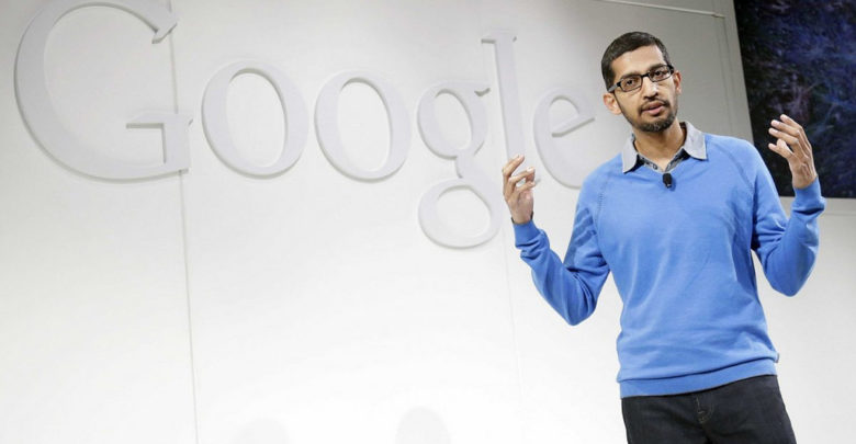 Google CEO Sundar Pichai Paid A Rare Visit To White House On Friday