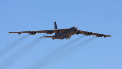 US Flies Bombers Over South China Sea & East China Sea Amid Growing Tension With Beijing