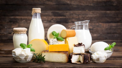 Consumption Of Dairy Products Lowers Risk Of Getting Cardiovascular Disease- Study