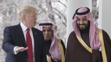 Saudi Arabian Crown Prince Says He Loves Working With Donald Trump