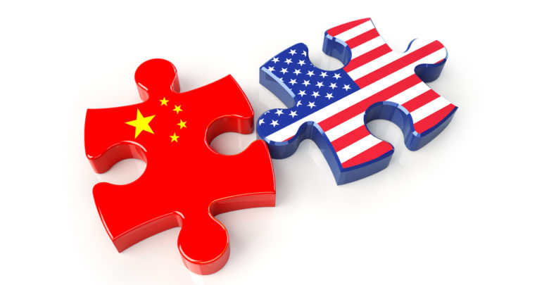 'US, China talking trade at all levels'