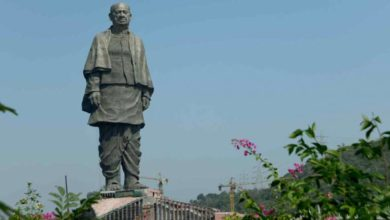 World's Tallest Statue: Indian Prime Minister Narendra Modi Unveils 597ft Tall Statue of Unity