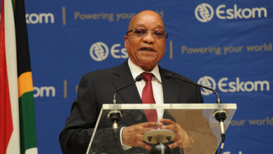 South African Power Utility Eskom Announces Major Top Management Reshuffle