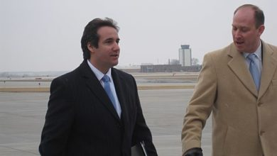 Donald Trump's Former Lawyer Michael Cohen Sentenced To Three Years Of Imprisonment