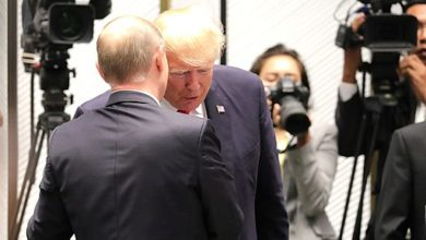 Donald Trump Briefly Spoke To Russian President Vladimir Putin At G20 Summit