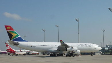 SAA Imposes New Security Restrictions On Flights Enroute US