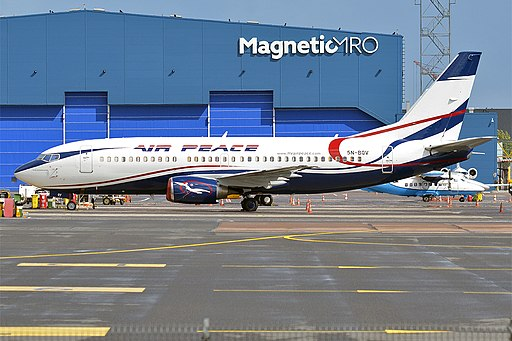 Air Peace Begins Demonstration Of Flights To Obtain NCAA Clearance For Long-Haul Flight Operations