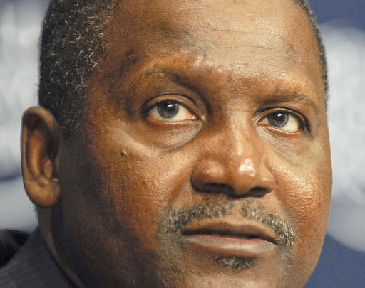 Forbes Africa Billionaires List 2019: Aliko Dangote Retains Top Position For Eighth Consecutive Time