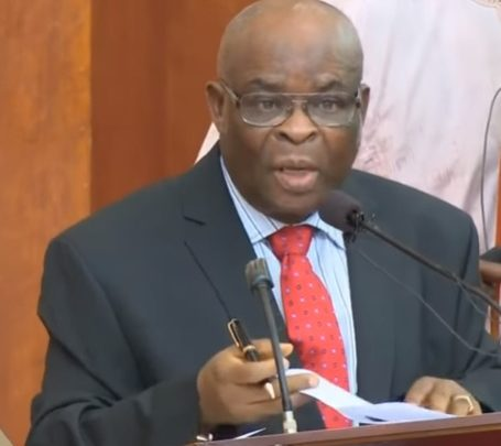 Nigeria's Chief Justice Walter Onnoghen To Appear Before CCT On Monday