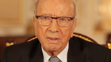 Tunisia's President Beji Caid Essebsi Dies Aged 92 After Severe Illness