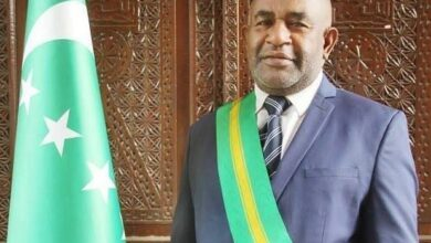 Comoros Election 2019: Azali Assoumani Gets Re-Elected As President