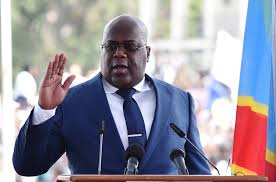 DRC President Felix Tshisekedi Gets Support Of U.S. Secretary of State Mike Pompeo