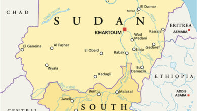 Sudan's Ruling Council Orders Closure Of Borders With Central African Republic And Libya