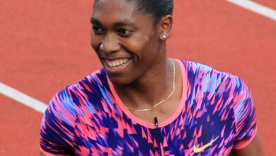 CAS Dismisses Caster Semenya's Testosterone Appeal Against IAAF