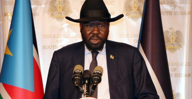 South Sudan's President Salva Kiir Calls For Rooting Out Corruption From The Country