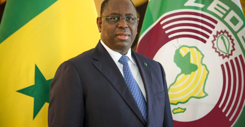 Senegalese President Macky Sall Quarantines Himself After Contact With COVID-19 Case