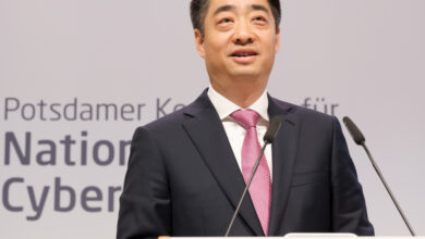 Huawei Deputy Chairman Ken Hu Compares US Trade Restrictions To Berlin Wall