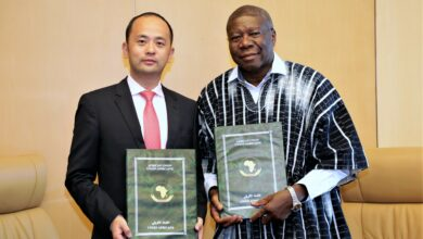 Huawei Signs A Three Year MoU With African Union