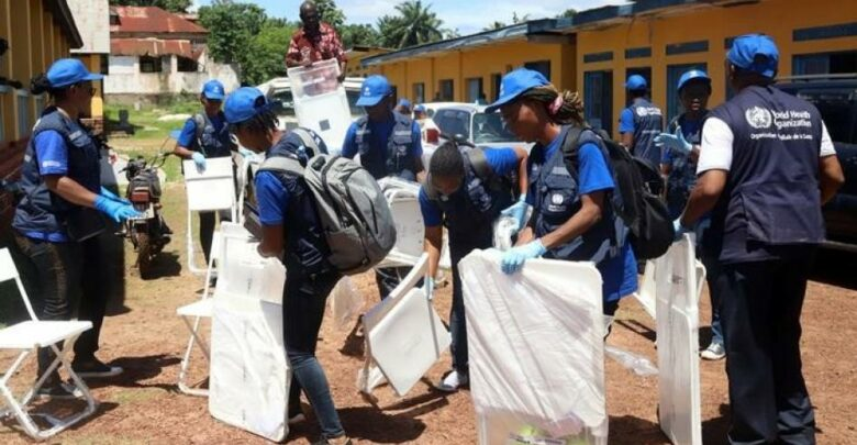 WHO Says Ebola Under Control In Goma, But Reached Other Parts Of DRC