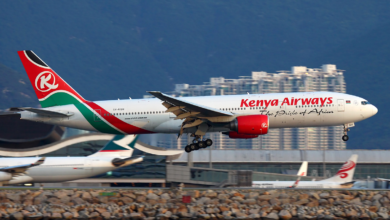 Kenya's Parliament Vote In Favor Of Proposal To Nationalize Kenya Airways