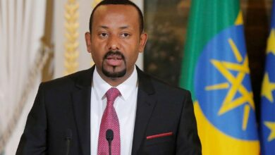 Ethiopian Prime Minister Abiy Ahmed Appeals Citizens To Refrain From Attacking Foreigners