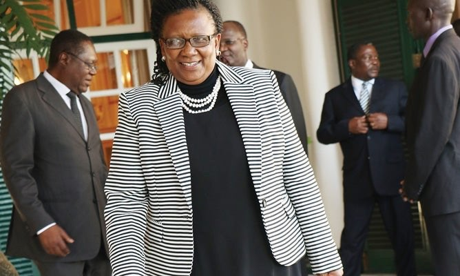 Zimbabwean Court Charges Tourism Minister With Corruption Worth $95 Million