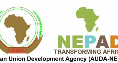 African Union Development Agency (AUDA-NEPAD) Takes Over From NEPAD