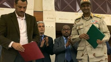 Sudan's Ruling Sovereign Council Drops Death Penalties Of Eight Darfur Rebels
