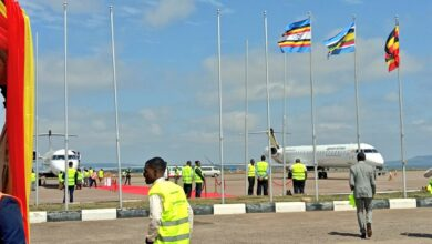 Uganda Airlines Relaunches Commercial Flight, Takes Off From Entebbe Airport For Nairobi