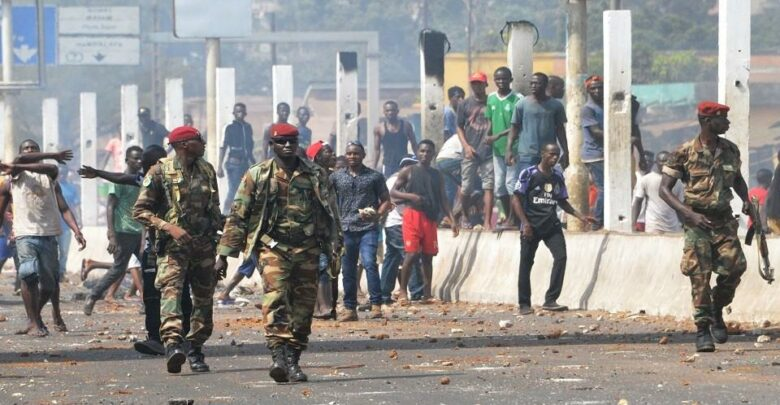 Guinea: Opposition Group Says More Than 90 People Killed In Protests Ahead Of Polls