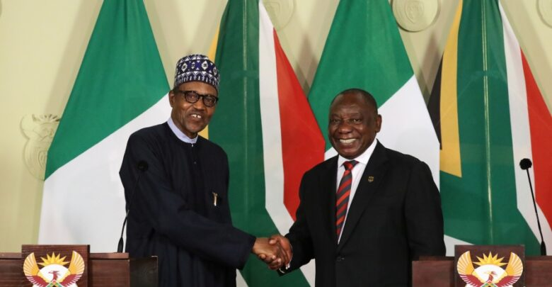 South Africa, Nigeria Governments Sign More Than 30 Trade & Cooperation Agreements