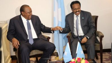 Somalia Government Restores Diplomatic Ties With Kenya After Nearly Six Months