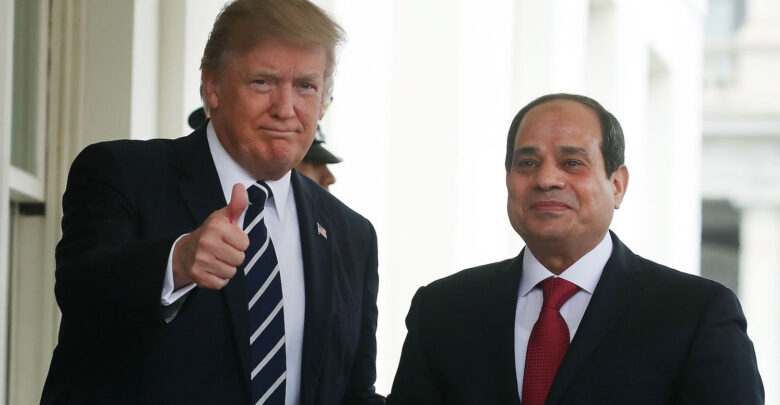 Nile Dam: US President Says Washington Will Continue To Mediate In Negotiation Talks