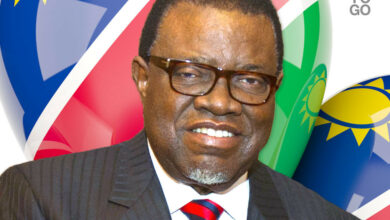 Namibia Election: President Hage Geingob Takes A Big Lead In Partial Election Results