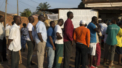 Guinea Votes In Contested Referendum And Parliamentary Poll Amid Coronavirus Fear