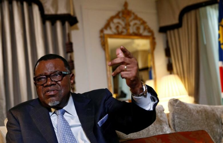 Namibia: President Hage Geingob Thanks China And India For Vaccine Donations
