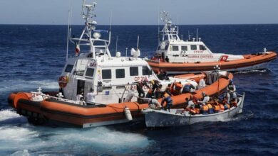 France Cancels Plan To Send Six Boats To Libya's Navy Over Concern By Aid Groups
