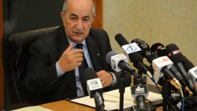 Algerian President Abdelmadjid Tebboune Hospitalised, In Stable Condition