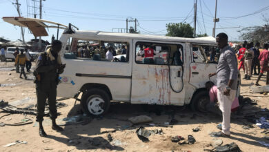 Somalia: At Least 13 Killed, Dozens Injured In A Car Bomb Explosion In Mogadishu