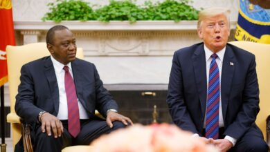 Kenya, Washington Officially Launch Negotiation Talks For A Bilateral Trade Pact