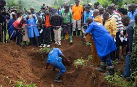 Burundi: More Than 6,000 Bodies Found In Six Mass Grave Sites In Karusi Province