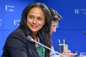 Portugal Freezes Bank Accounts Of Isabel Dos Santos On Angolan Govt's Request