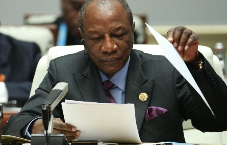 Guinean Opposition Group Accuses President Conde & His Government Of Corruption