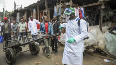 WHO Warns African Countries Of Coronavirus Pandemic Despite Declining Trend