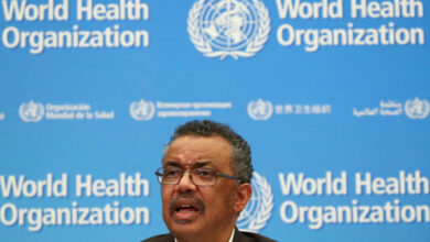 WHO Chief Tedros Ghebreyesus Quarantines After Contact With COVID-19 Case