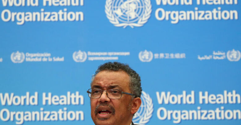 WHO Chief Says All African Countries Now Have Coronavirus Lab Testing Capacity