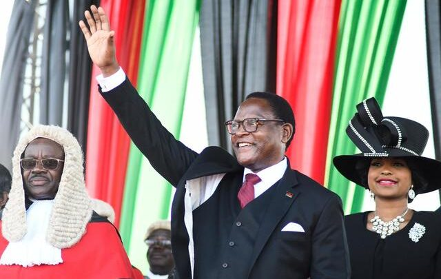Malawi: Lazarus Chakwera Gets Sworn In As New President For Next Five Years