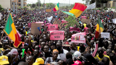 Mali: M5-RFP Protest Coalition Rejects Military Junta's Post-Coup Transition Charter